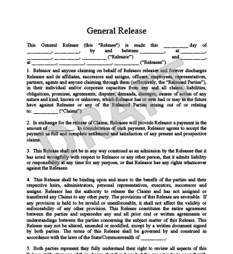 legal document to sell business personal property