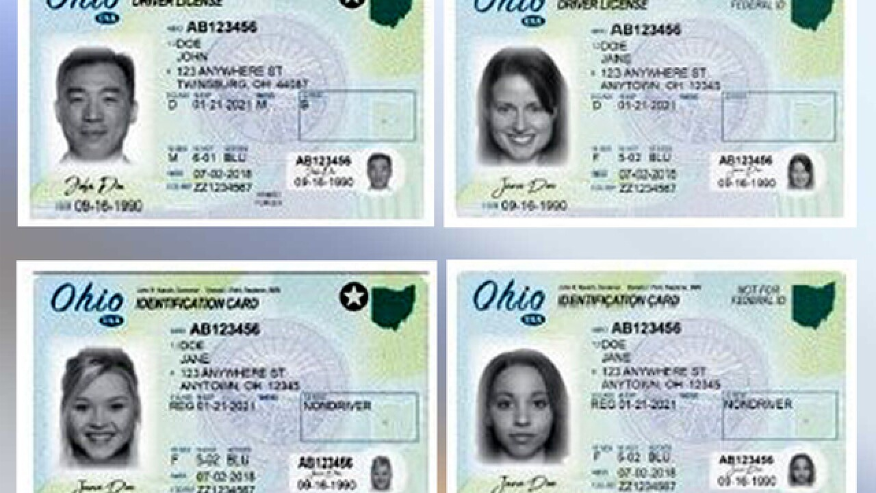 what is the document number located on your drivers license