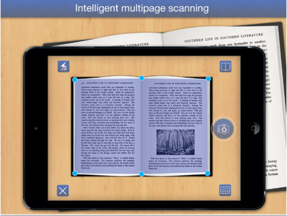 how can i scan as pdf document
