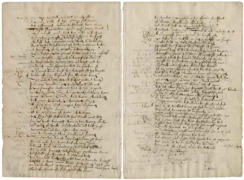 how to create recto verso document