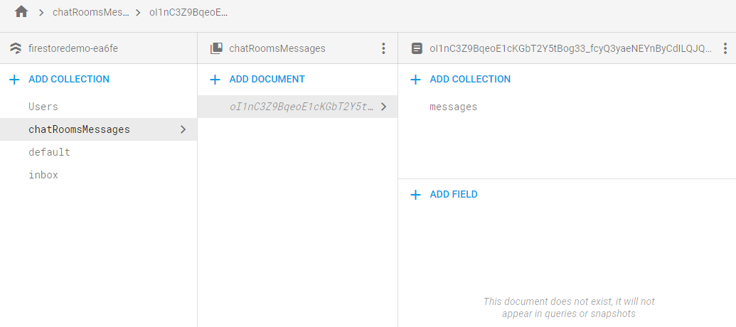 angular firestore chaeck if document exists