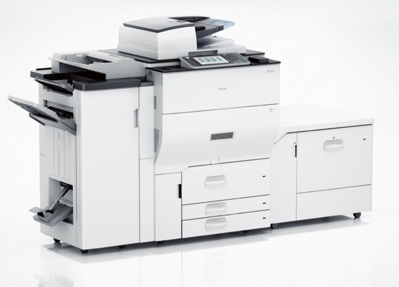 ricoh high speed document scanner