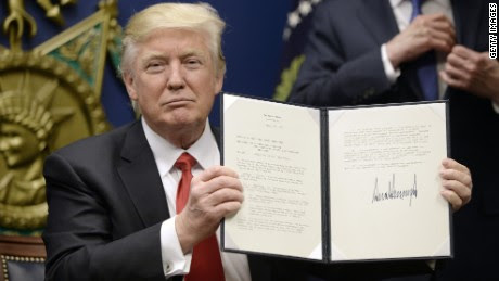 donald trump executive order travel ban actual document