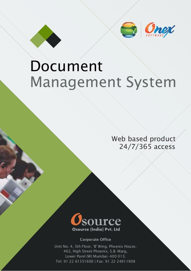 document management software for home use