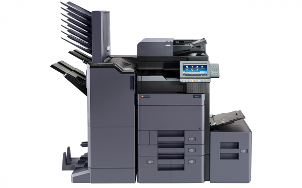 how to scan a document with a copy machine kyocera