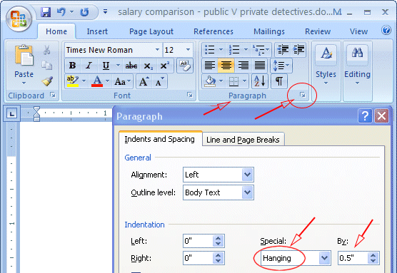 new word document automatically removes header margin