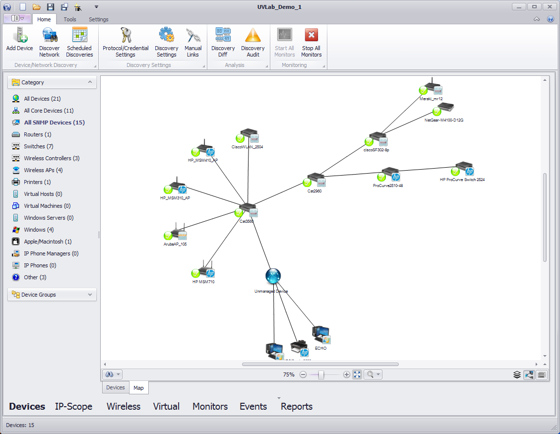 how to document your network infrastructure