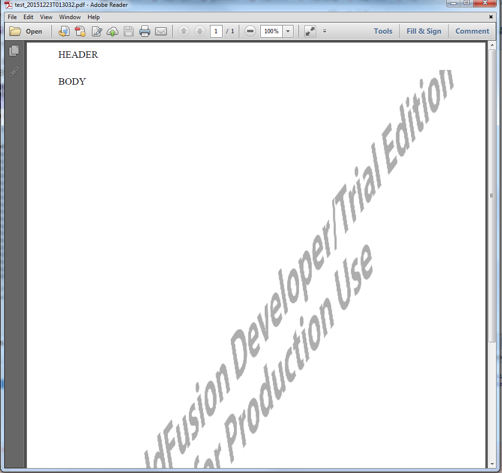 pdf is cutting off word document