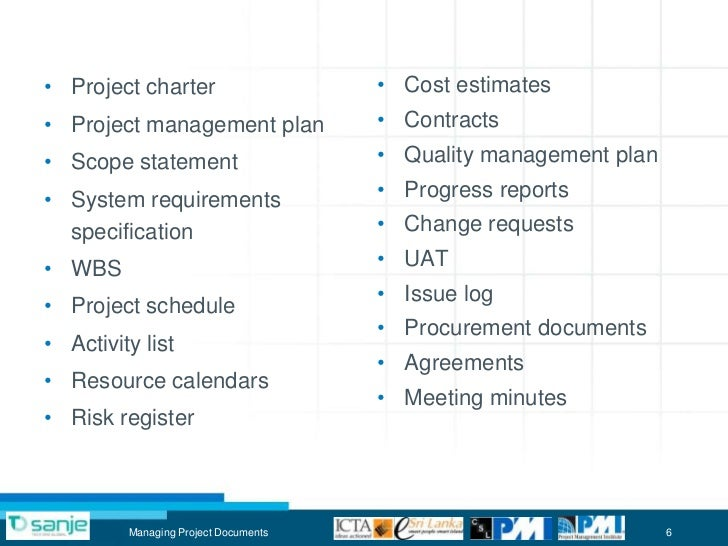 electronic document management system project plan