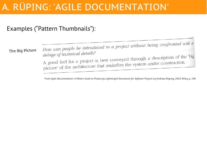 agile methodology documentation download