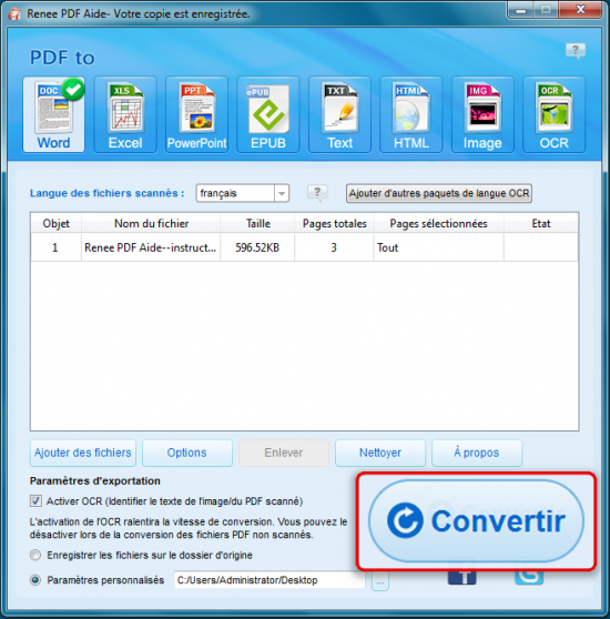 logiciel de modification de document scanner gratuit