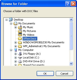 how to select multiple pages of a ms word document