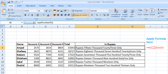 how to open a numbers document in excel