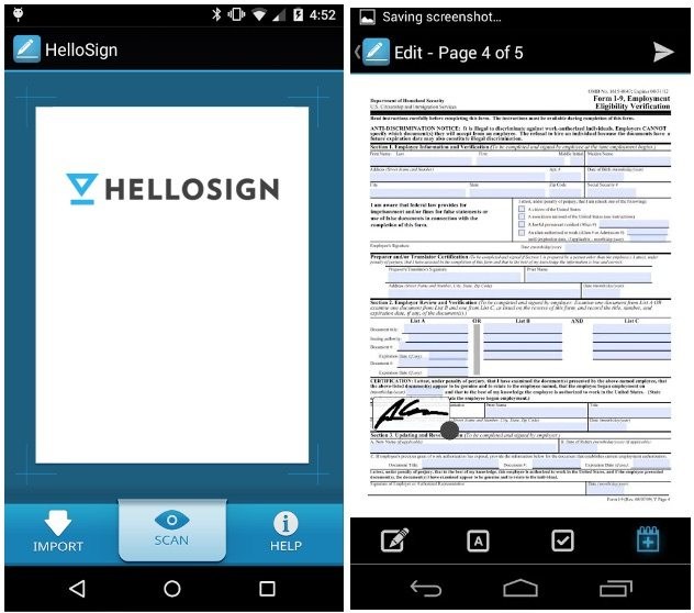 best document signing app android