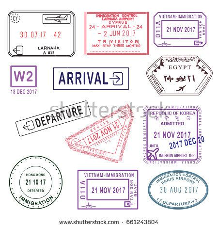is a visa a travel document