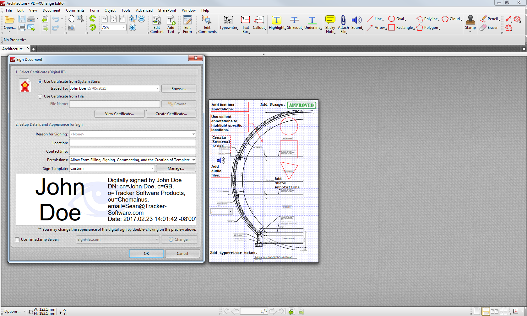 how to print a secured pdf document