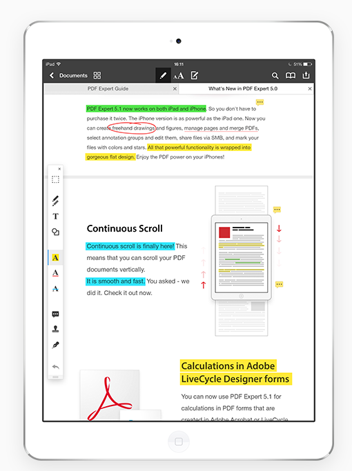 how to edit a pdf document on iphone