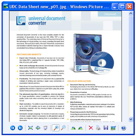 convert word document to picture on mac