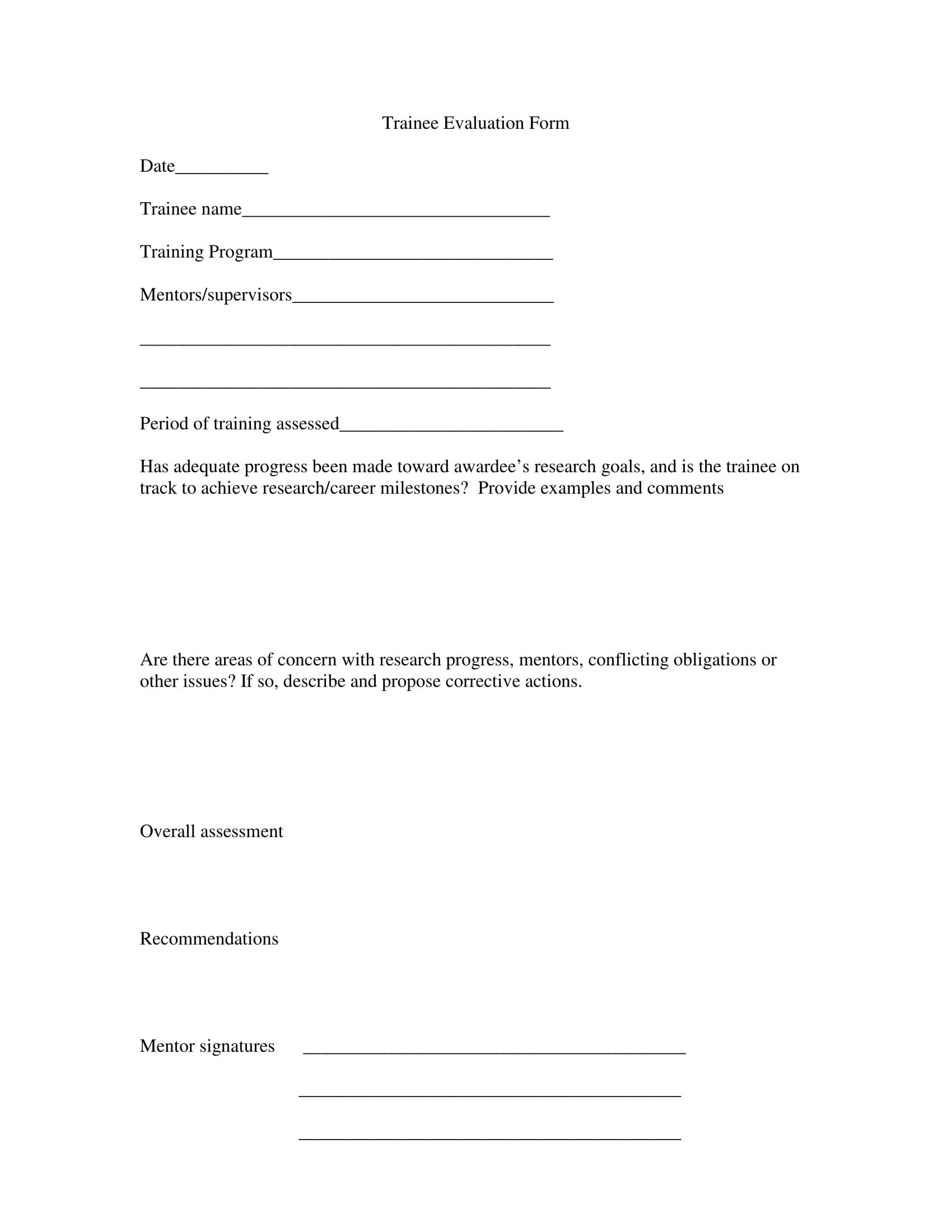 evaluate word document for comments