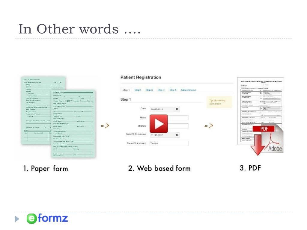 how to put data into invoice or a form document