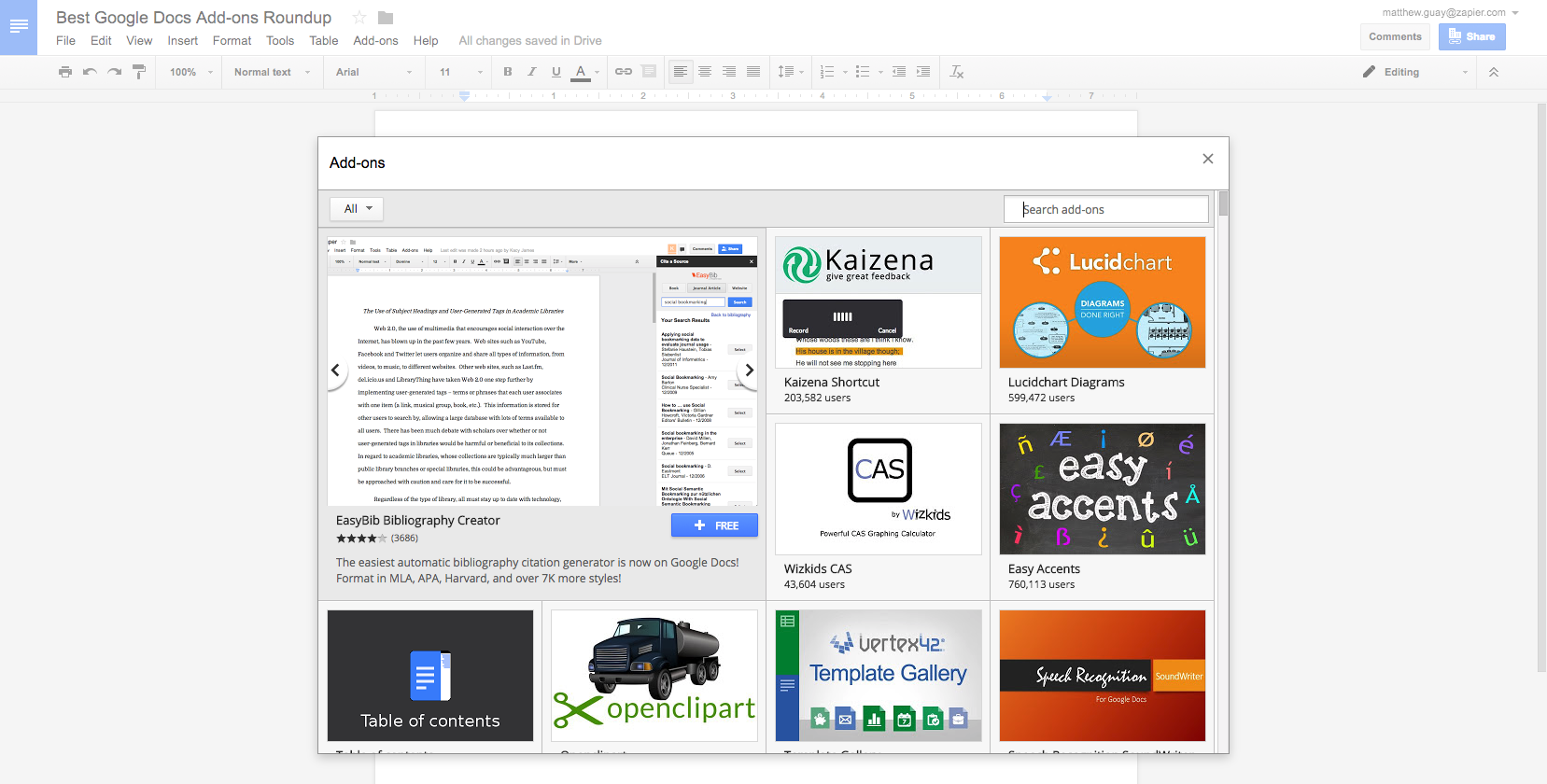 how to upload a word document on google docs