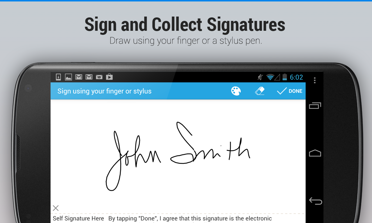 how to electronically sign a word document