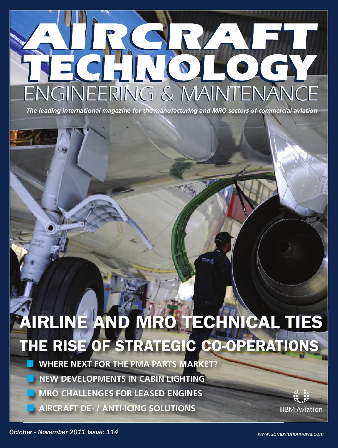 technical documentation process for aircraft engine mro