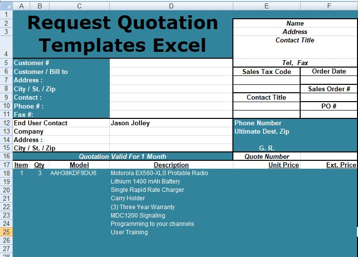 how to get the words sample on excel document