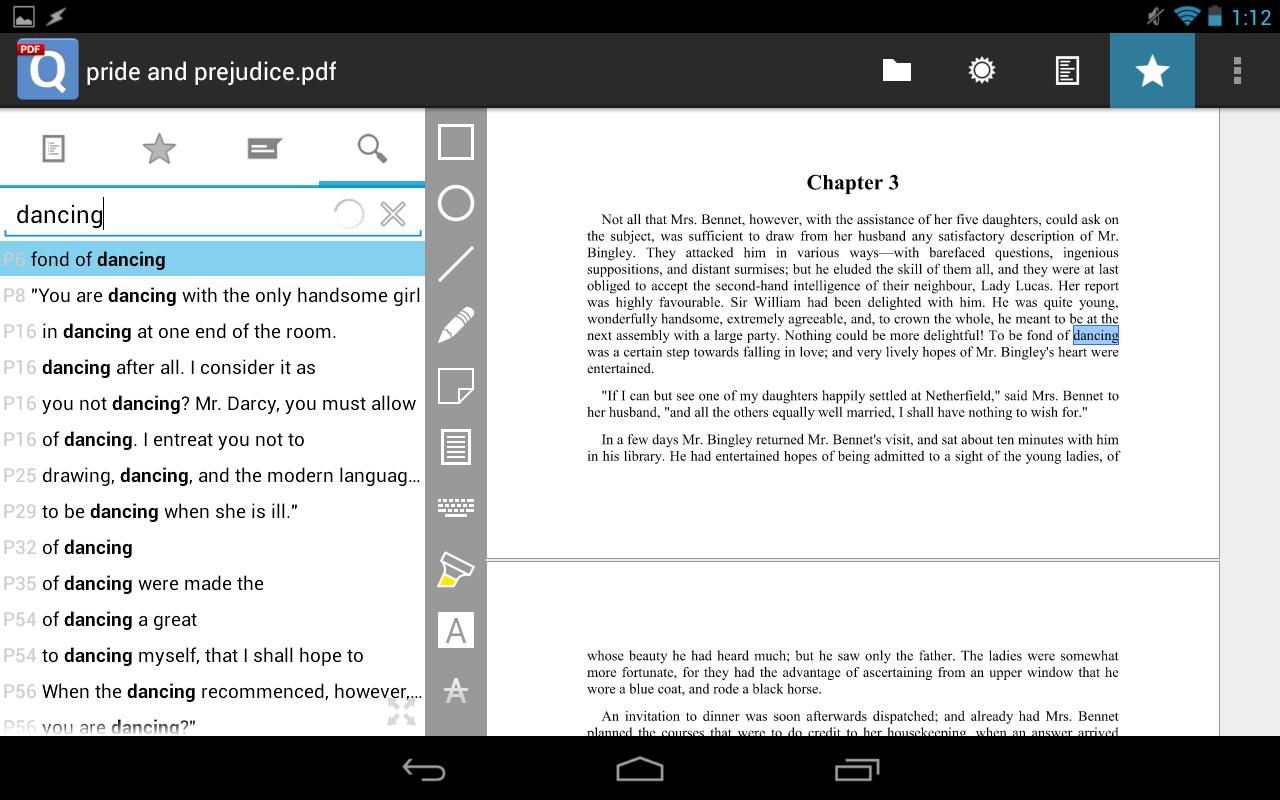 open word document android phone