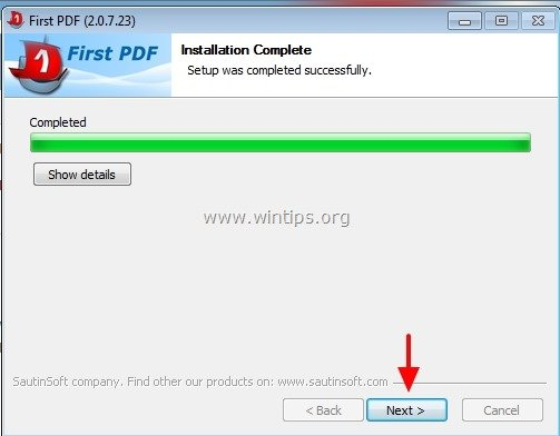 convert pdf to word document windows 7