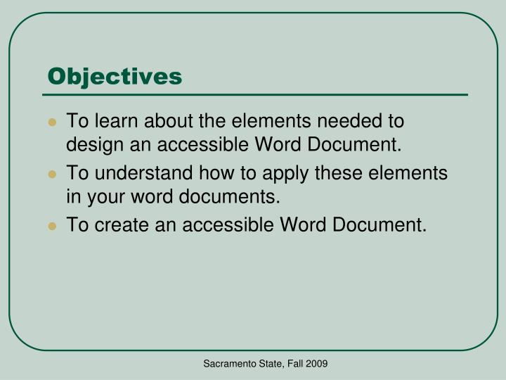 how to make ppt from word document