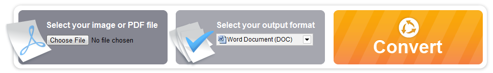 how to save scanned document as text style