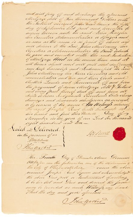 what document ended the revolutionary war