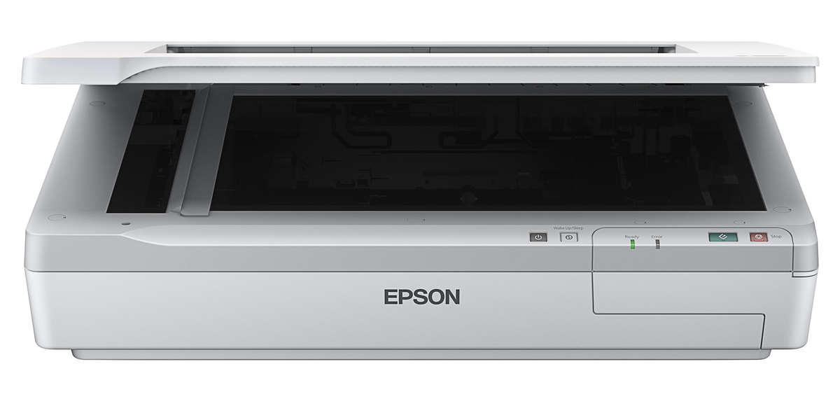 button manager for epson document camera