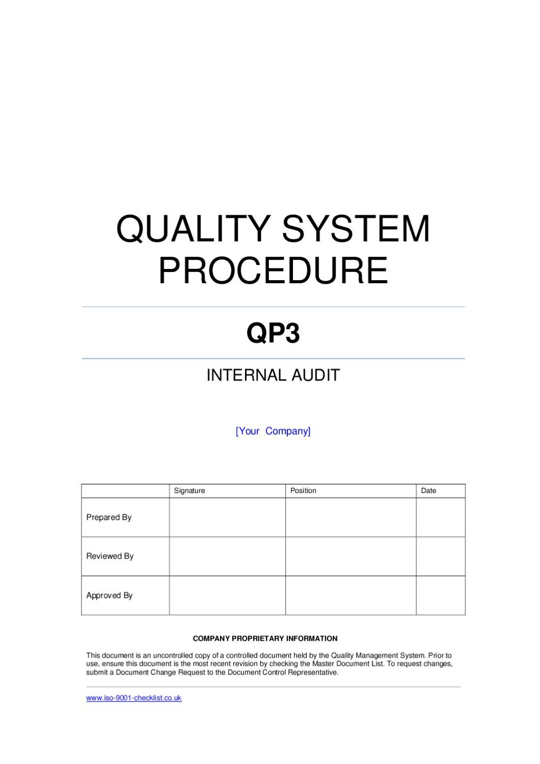 document management system iso 9001