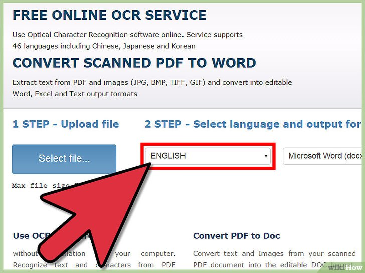 convert pdf to ms word document online