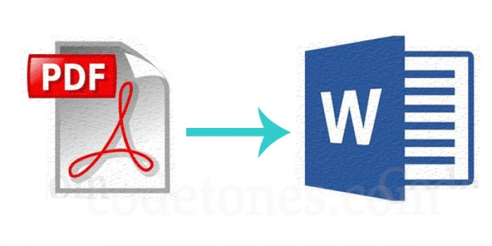 convert wrod document into pdf