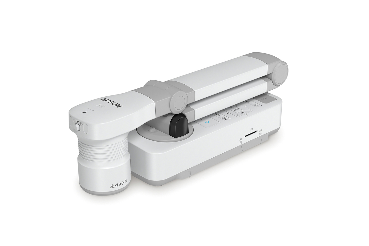 troubleshooting an epson document camera