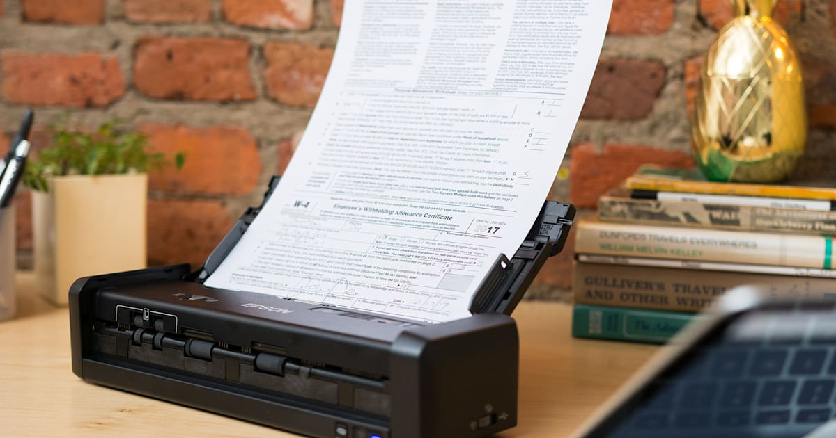 what is the best document scanner for home use
