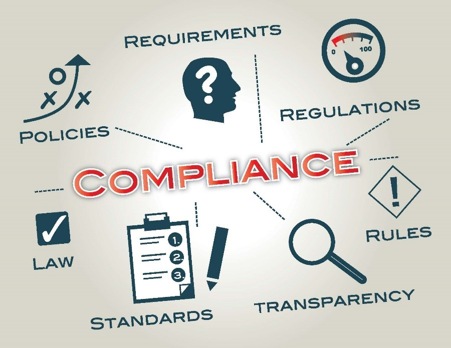 it security and compliance policy document