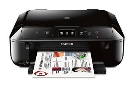 how to scan a long document in canon mg6800