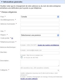document google comment mettre un numero