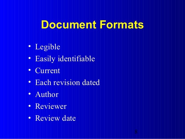 records and document management course online