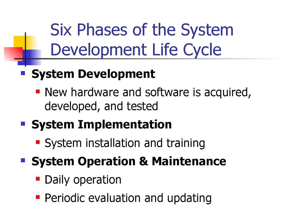 system development life cycle sdlc documentation