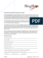functional specification document template for web development