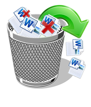 how to get document recovery in word