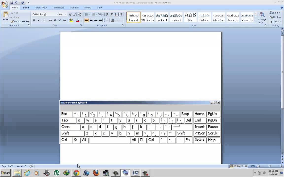 how to put logo on word document