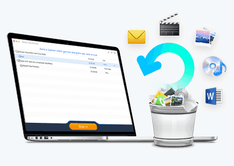 how to restore previous word document mac
