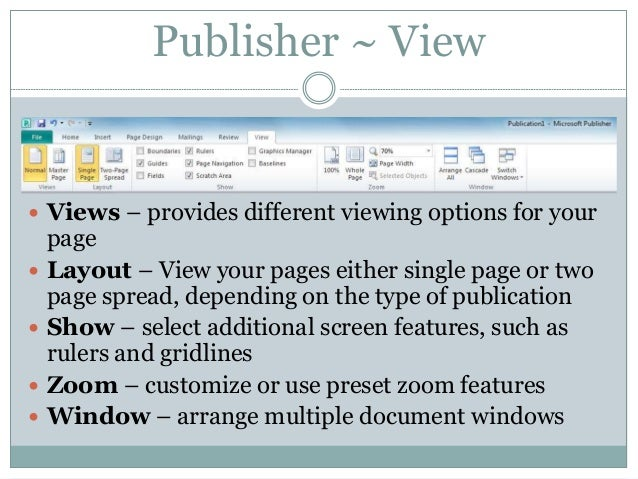 microsoft publisher copy page to new document