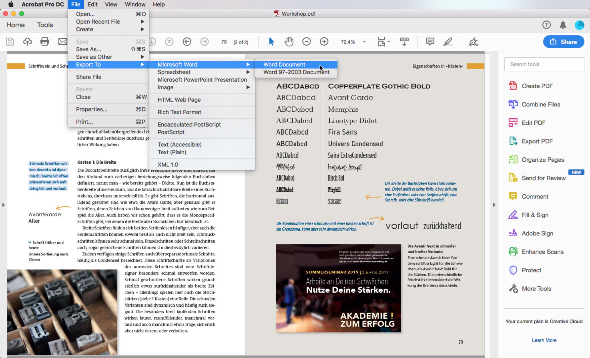 online tool to convert pdf to word document